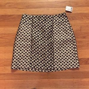 Urban Outfitter Adorable Daisy Mini Skirt NWT